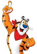 Tony the tiger