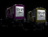 Splatter and Dodge in CGI Photoshop