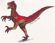 Terrible claw jurassic world evolution by xenoteeth3 ddnl75o-pre