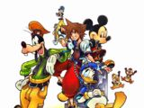Kingdom Hearts coded (Live Action Film)