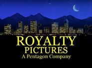 Royalty Pictures 2018-2024 Logo