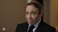 Chris Kattan as Prime Minister Ravenwood in Sharknado 5