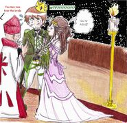 The Priness and Ben O o by jakuki sama