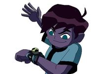 11 Year Old Ben With Omnitrix