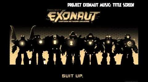 Project Exonaut Music Title Screen