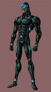 Alien humanoid concept by crovirus-d7gi1y2