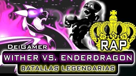 Wither vs Ender Dragon
