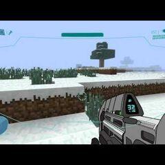 Versión XBOX 360 del vídeo-juego en modo campaña