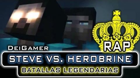 Steve vs Herobrine
