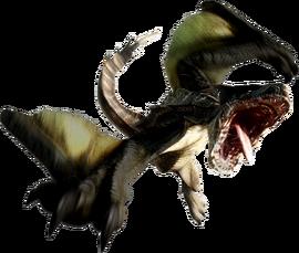 HC Brute Tigrex Render by Chaoarren