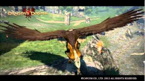 Dragons Dogma OST(42) Griffon Boss Battle Theme