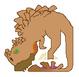 Flabellius icon, Mark 1