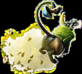 Emerald Congalala Render-MH4