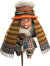 Pokke Chief Render