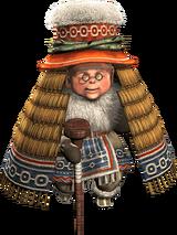 Pokke Chief Render