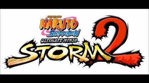 Naruto Ultimate Ninja Storm 2 OST - Hidden Leaf Ruined Land