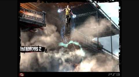 Infamous 2 Soundtrack 17 23 -The Beast