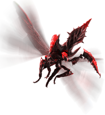 Bombardier Seltas Render by MonsterHunterFlacko