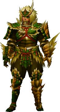 BZin Male Gunner Armor Render by YukiHerz