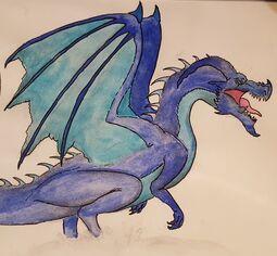 Tynyin Fatalis Artwork by Rathalosaurus rioreurensis