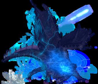 Conquest War Sapphire Alatreon Fanonmonsterhunter Wikia Fandom