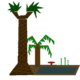 Primeval Coastline Area Icon by Nrex117