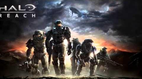Halo Reach Theme Song (Tips of the Spear)