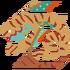 Tigerstripe Zamtrios Fanon Icon