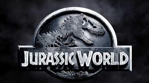 Jurassic World Ending Song w T-Rex Roar