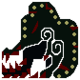 Deathjaw Deviljho Icon by TheBrilliantLance