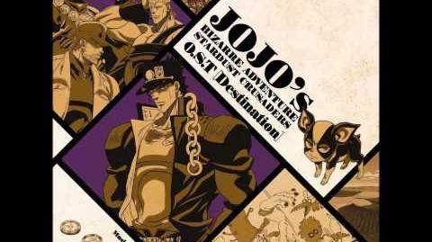 JoJo's Bizarre Adventure Stardust Crusaders Destination OST - Awakening Darkness of The World