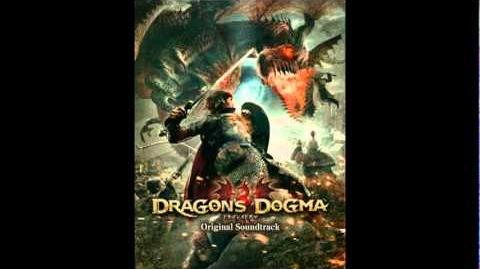 Dragon's Dogma OST 2-13 Wight Magician Battle