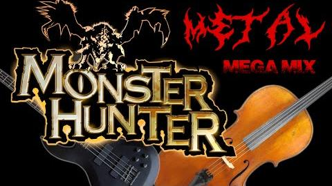 April Fools' Monster Hunter Ultimate Metal Mix!【Intense Symphonic Metal Cover】
