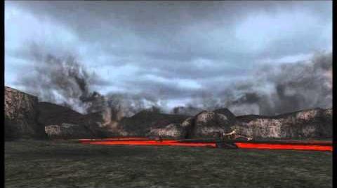 Scalding Plateau BGM (MH2dos volcano BGM)