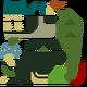 Emerald Congalala Fanon Icon
