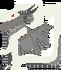 White Fatalis Fanon Icon