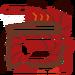Crimson Voluron Icon by Narwhaler