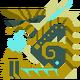 Zinogre Fanon Icon
