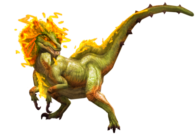 Paleozic Great Jaggi