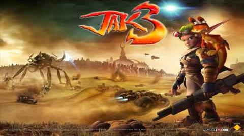 Jak 3 OST 01 Spargus Arena