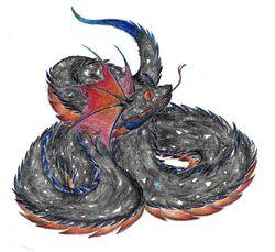 Aglunastos Artwork by Rathalosaurus rioreurensis