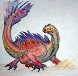 Frezzed Epioth By Rathalosaurus Rioreurensis