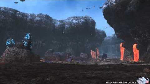 Phantasy Star Online 2 Music - Volcanic Cave (Battle)