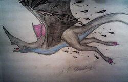 Gelusioth by Rathalosaurus rioreurensis