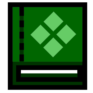 File:Book Icon Special Green.png