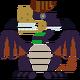 Purple Gypceros Fanon Icon