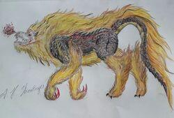 Wilolu Render by Rathalosaurus rioreurensis