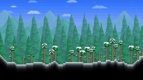 Terraria - Snow theme (Cover)