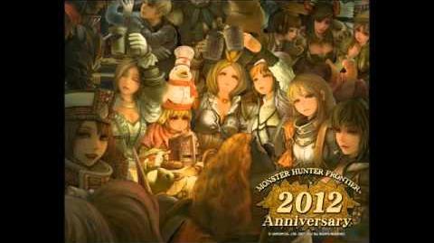 MHFO 2012 Anniversary OST Disc 3 - 15 - Swamp Battle (HR100)