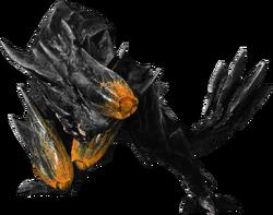 Black Brachydios Render by TheBrilliantLance